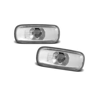 Zijknipperlichten AUDI A3, A4, A6, TT - Chroom