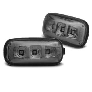 LED Zijknipperlichten AUDI A4 B6, A4 B7 - Smoke