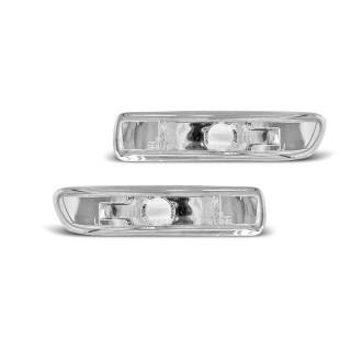 Zijknipperlichten Bmw 3-Serie E46 - Chroom