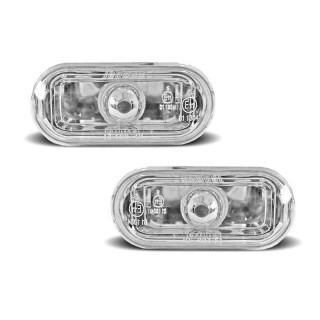 Zijknipperlichten FORD FIESTA MK6 - Chroom