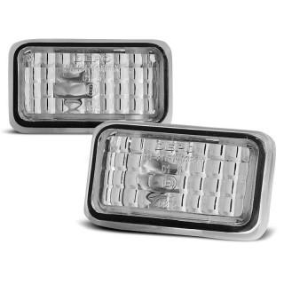 Zijknipperlichten VW GOLF I,  GOLF 2, CORRADO, JETTA - Chroom