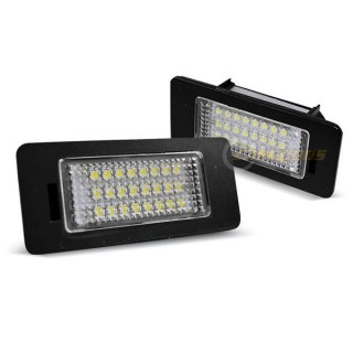 LED Kentekenplaatverlichting AUDI Q5, A4 B8, A5, TT, VW PASSAT B6 Station