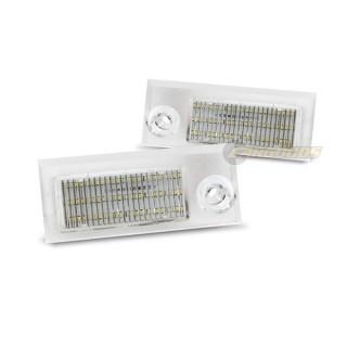 LED Kentekenplaatverlichting AUDI A6 C5 SEDAN