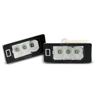 LED Kentekenplaatverlichting AUDI Q5, A4 B8, A5, TT, VW PASSAT B6 Station