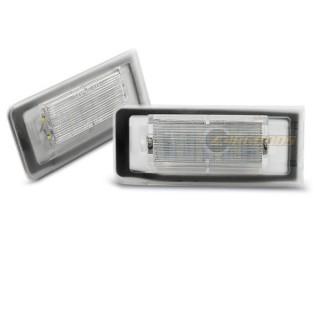 LED Kentekenplaatverlichting AUDI TT 8N