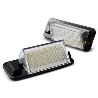 LED Kentekenplaatverlichting Bmw 3-Serie E36