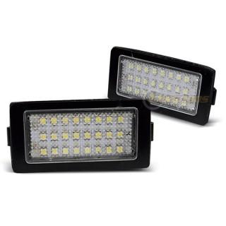 LED Kentekenplaatverlichting Bmw 7-Serie E38
