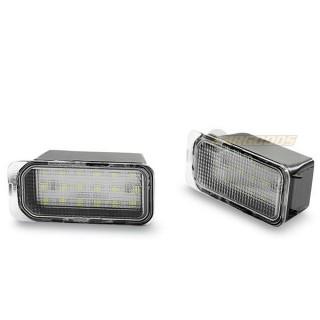 LED Kentekenplaatverlichting FORD