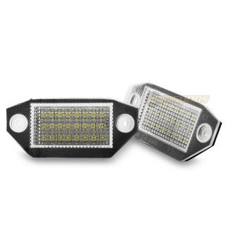 LED Kentekenplaatverlichting FORD MONDEO MK3