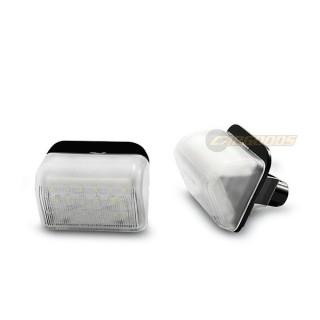 LED Kentekenplaatverlichting MAZDA