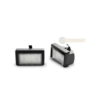 LED Kentekenplaatverlichting MERCEDES M-Klasse W164