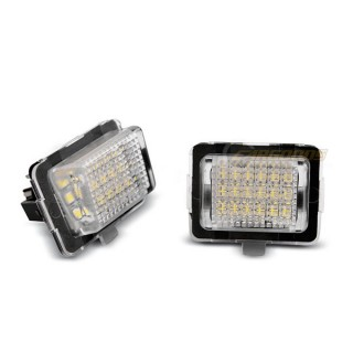 LED Kentekenplaatverlichting MERCEDES