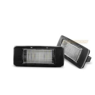 LED Kentekenplaatverlichting OPEL ZAFIRA, ASTRA J