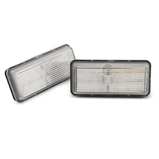 LED Kentekenplaatverlichting TOYOTA, Lexus