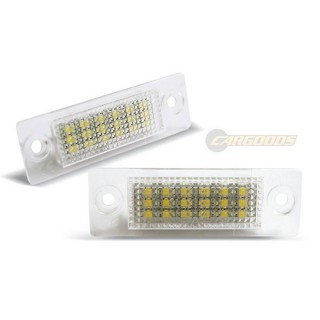 LED Kentekenplaatverlichting VW, Skoda