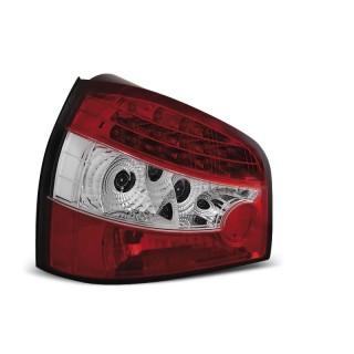 LED Achterlichten AUDI A3 8L - Rood/Wit