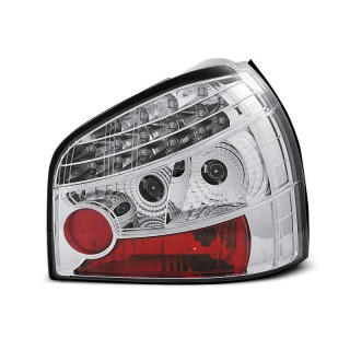 LED Achterlichten AUDI A3 8L  - Chroom