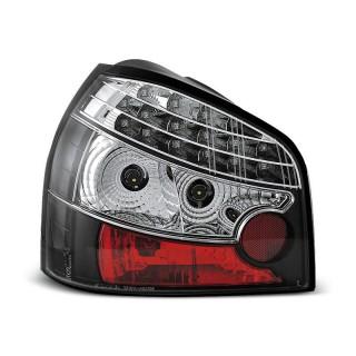 LED Achterlichten AUDI A3 8L  - Zwart