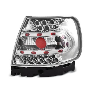 LED Achterlichten AUDI A4 B5  - Chroom