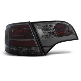 LED Achterlichten AUDI A4 B7  AVANT - Smoke