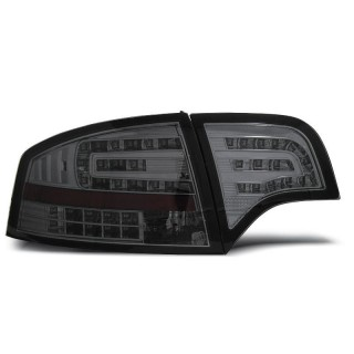 LED Achterlichten AUDI A4 B7  SEDAN - Smoke