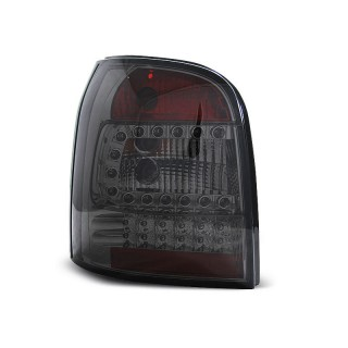 LED Achterlichten AUDI A4 B5 Avant  - Smoke