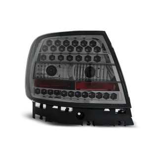 LED Achterlichten AUDI A4 B5  - Smoke