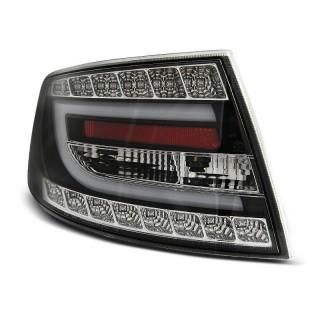 LED Achterlichten AUDI A6 4F/C6 SEDAN  - Zwart