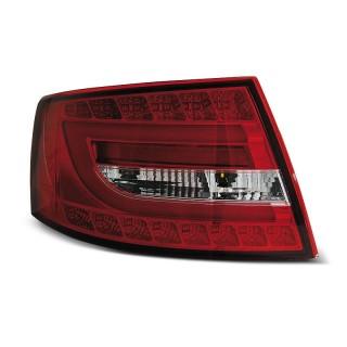 LED Achterlichten AUDI A6 4F/C6 SEDAN  - Rood/Wit
