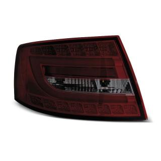 LED Achterlichten AUDI A6 4F/C6 SEDAN  - Rood/Smoke