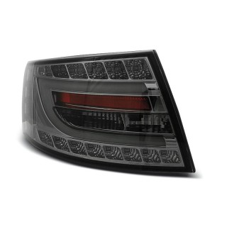 LED Achterlichten AUDI A6 4F/C6 SEDAN  - Smoke