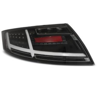 LED Achterlichten AUDI TT 8J - Zwart
