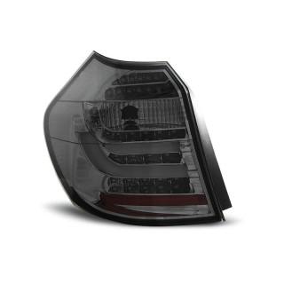 LED Achterlichten Bmw 1-Serie E87, E81 - Smoke