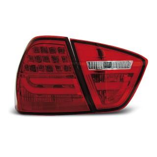 LED Achterlichten Bmw 3-Serie E90 - Rood