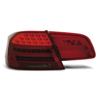 LED Achterlichten Bmw 3-Serie E92 coupe  - Rood/Smoke