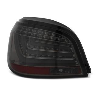 LED Achterlichten BMW 5-Serie E60 sedan - Smoke