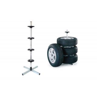 Velgenboom geschikt voor 4 wielen met een maximale breedte van 225mm