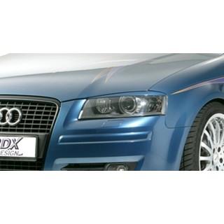 RDX booskijkers voor Audi A3 8P / 8PA
