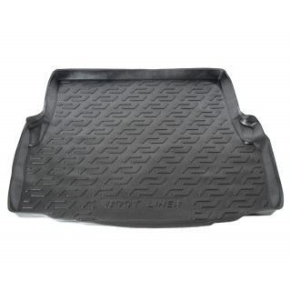 Rubber kofferbakmat op maat - BMW 3-serie E46 Sedan 1998-2005