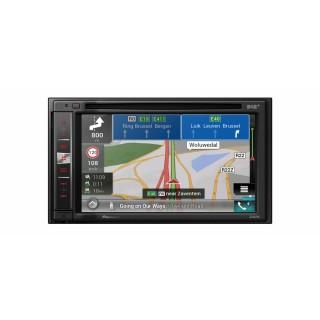 PIONEER AVIC-F980DAB - Dubbel Din DAB+ Radio/CD-Speler met navigatie