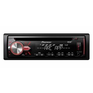 PIONEER DEH-4900DAB - DAB+ Radio / CD Speler met AUX, USB