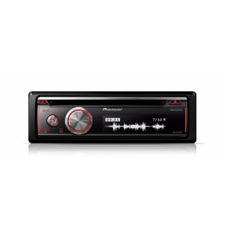 PIONEER DEH-X8700BT - Radio / CD Speler met Bluetooth, Aux en USB
