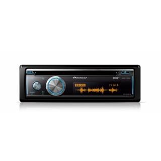 PIONEER DEH-X8700DAB - DAB+ Radio / CD Speler met Bluetooth