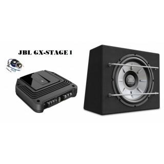 JBL subwooferpakket - JBL GX-STAGE 1