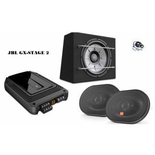 JBL subwooferpakket - JBL GX-STAGE 2