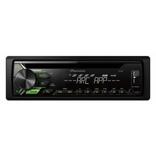 PIONEER DEH-1900UBG - Radio / CD Speler met AUX en USB