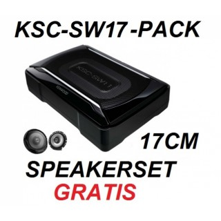 KENWOOD KSC-SW17-PACK