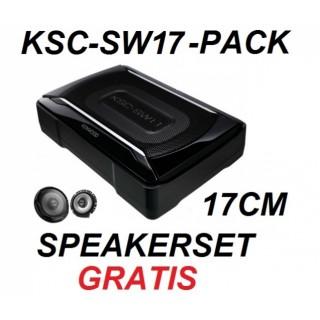 KENWOOD KSC-SW13-PACK
