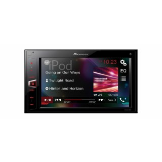 PIONEER MVH-AV290BT - Dubbel Din Autoradio met Bluetooth, USB en AUX