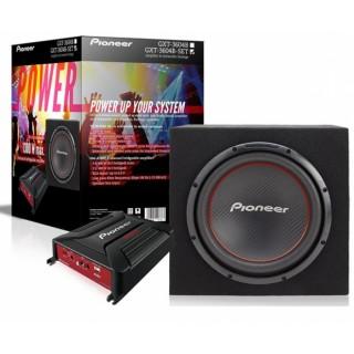 PIONEER GXT-3604b Compleet audiopakket